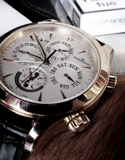 Jaeger LeCoultre. www.ChronoSales.com for all your luxury watch needs, sign up for our free newsletter, the new way to buy and sell luxury watches on the internet. #ChronoSales