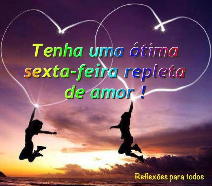 ❤️ Bom Dia! Feliz Sexta-feira! Acesse a linda mensagem de Paulo Coelho.