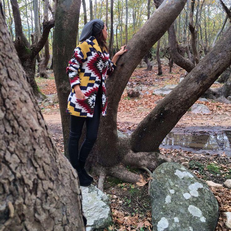 Hand made overcoat aw201415