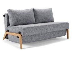 Sofa rozkładana Cubed 140 Wood