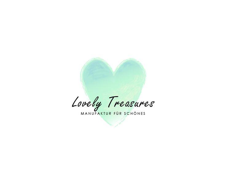 Logo Idea for Lovely Treasurs  #logo #logotype #branding #stationary #graphic #design #illlustrator