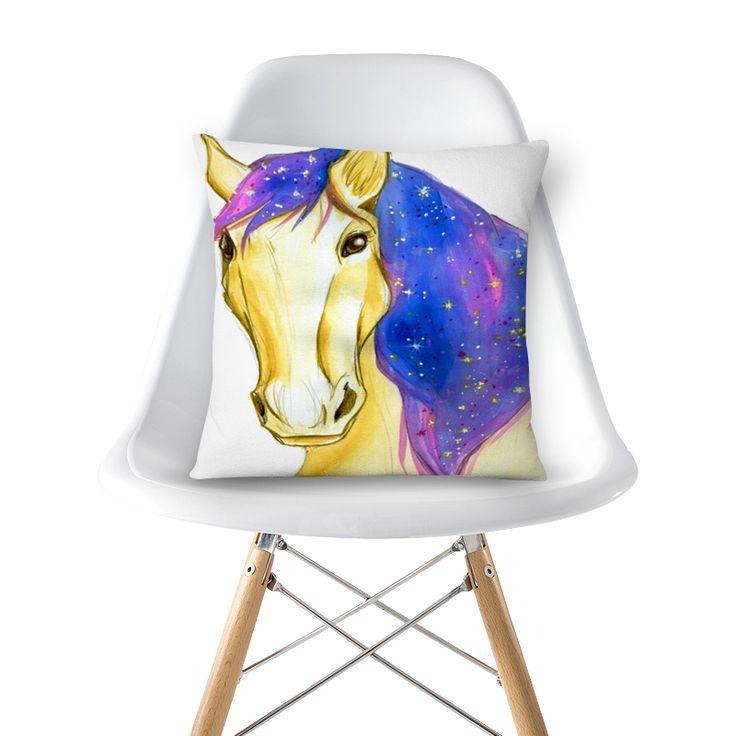 Confia minha arte nos produtos da Colab55: https://www.colab55.com/@lilianandretta/pillows/cavalo     Almofadas Cavalo por @lilianandretta