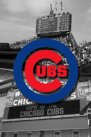 Pix For > Chicago Cubs Iphone Wallpaper