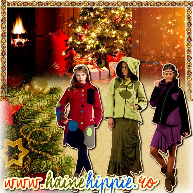 Preţuri speciale în prag de Crăciun la Haine Hippie! http://bit.ly/ReduceriDeSarbatori
