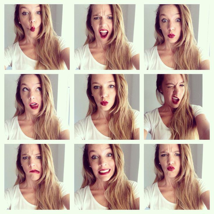 Muchas caras un solo labial!!! Mac diva! #mac #color #makeup #diva #diversion