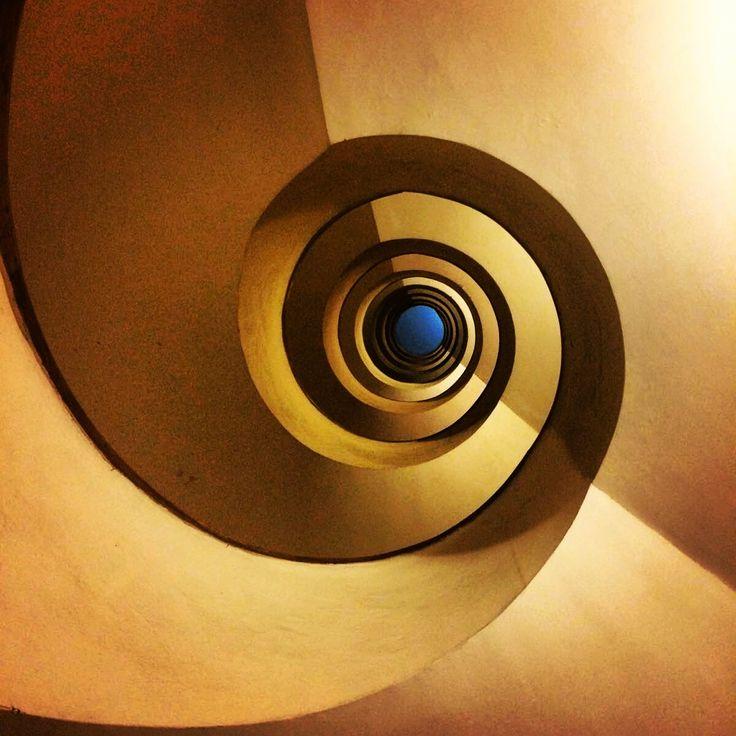 Scala a spirale, La Maison Bed & Breakfast - Roma