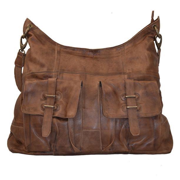 leather bag <3