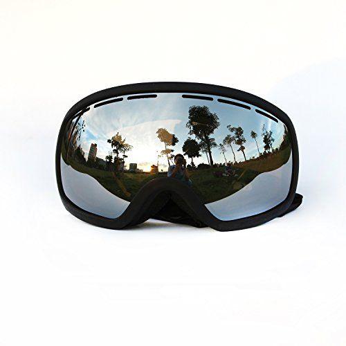 COPOZZ Snowmobile Snowboard Ski Goggles