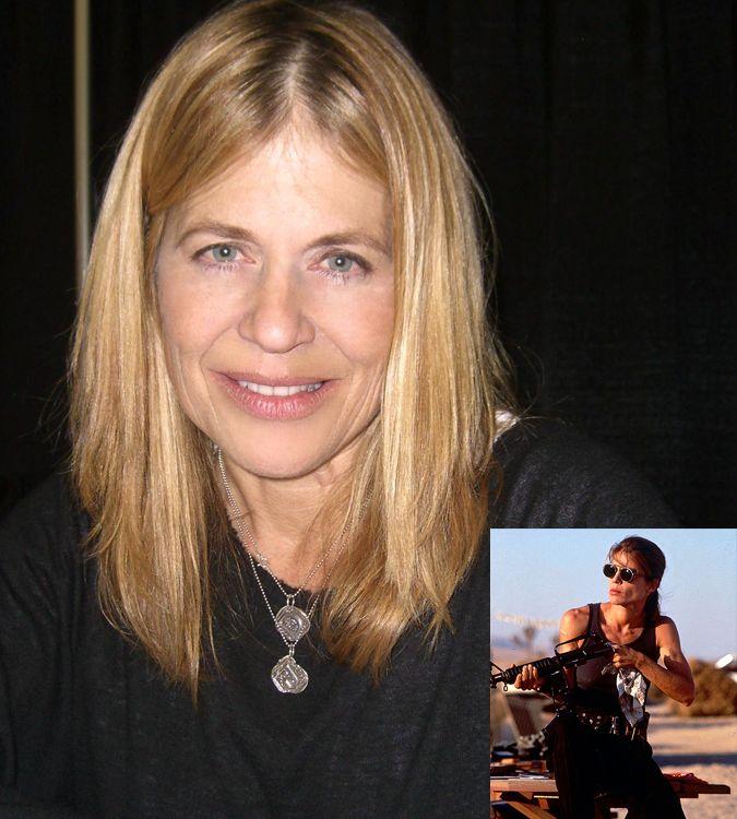 Linda Hamilton - Artemis Women in Action Film Festival