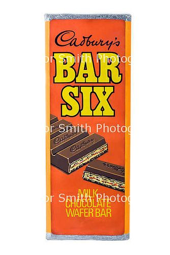 Bar Six - wish Cadbury still made these!