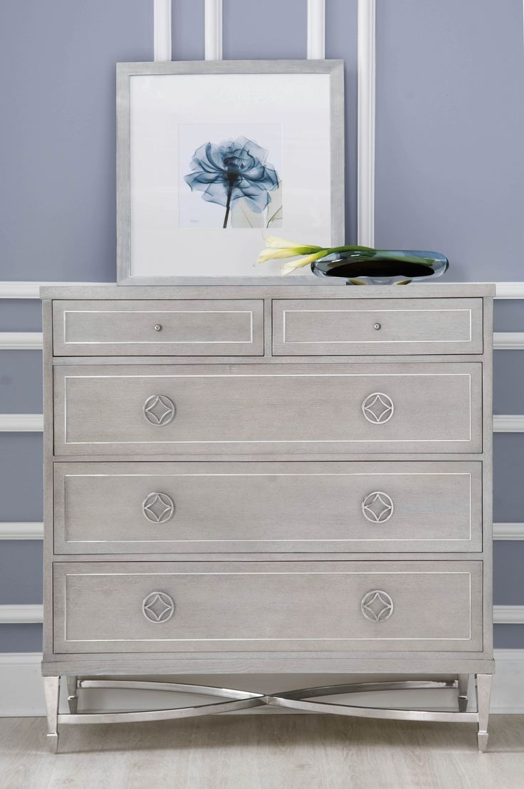 TOP PICK by Kati Curtis www.katicurtisdesign.com Bernhardt Criteria Drawer  Chest Soft touch · High PointBeautiful BedroomsBed RoomBedroom FurnitureSpring  ...