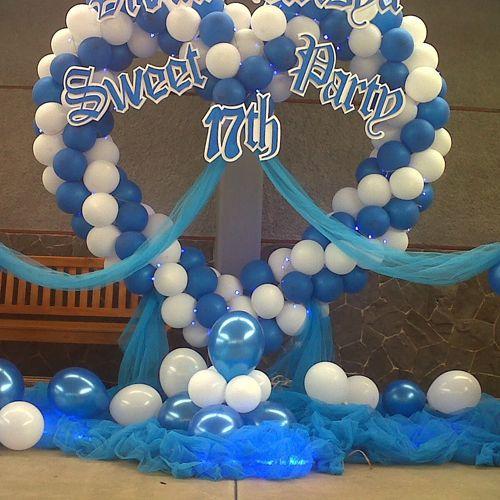 surya balon spesialis dekorasi balon jakarta dan sekitarnya DEKORASI BALON adalah dekorasi yang cukup unik. Mengapa dibilang unik?, karena semua bahan dekorasi untuk menghias pesta Anda dibuat dari…