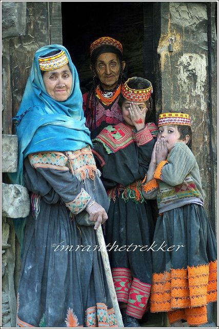 Kalash, Pakistan, via Flickr.