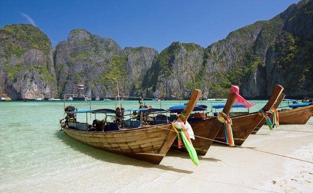 Phi Phi Leh, Tailândia