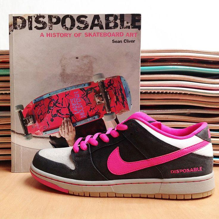 "Sean Cliver x Nike SB Dunk Low ""Disposableâ"
