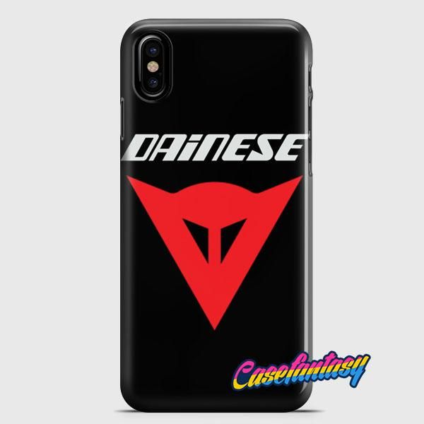 Dainese Racing Logo iPhone X Case | casefantasy
