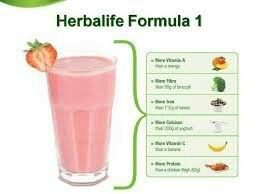 Full of all the healthy nutrients you need!