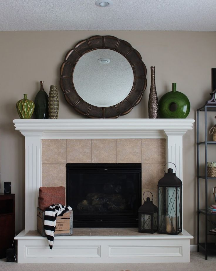 Love the bottom w molding not style of top and sides as much decoration diy fireplace mantel - Fireplace mantel designs in simple and sophisticated style ...