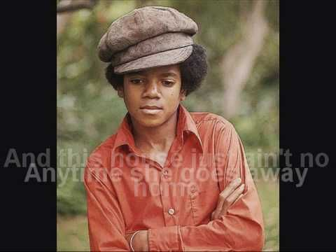 Michael Jackson - Ain't No Sunshine (Bill Withers cover)