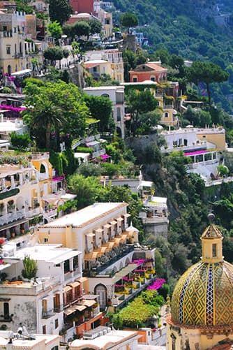 The 7 Most Romantic Italian Honeymoon Destinations via @PureWow