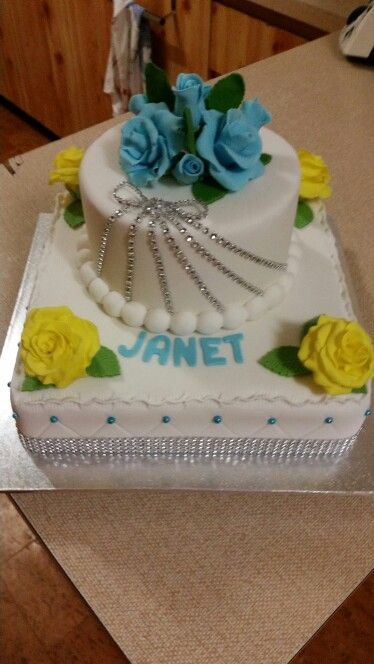 Janets cake