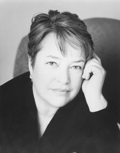 #11: Kathy Bates.  Besides the fact  that Miss Kathy Bates reminds me of my high school History teacher who hated my guts, I love her!  Misery, Fried Green Tomatoes, Delores Claiborne, Titanic, The Blind Side.  It doesn't matter if she is the lead or has a minor role, you can always expect a superb performance.  Oh. And look at that.  Kathy Bates ALSO has her degree in Theatre!  She's a survivor of ovarian cancer and continues to produce wonderful work, whether she's performing or directing.