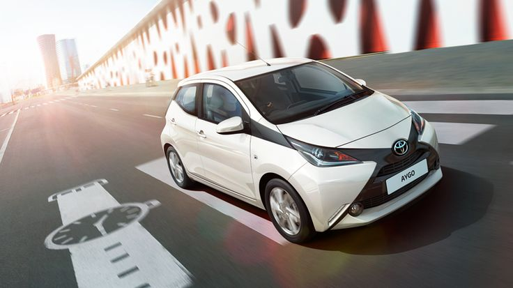 Stand out with AYGO's new design and customise with AYGO x-play. Interested? Find the model's overview, gallery and features on the Toyota website.
