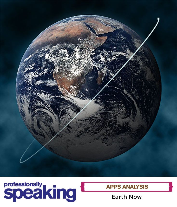 #Earth Now | Take on the weight of the #world with this #app. Tap into 3-D models of our #planet's deep dark data, as tracked by #NASA's Earth #Science satellites. Gain access to the globe's vital signs, including gravity field and sea level variations, air temperature, carbon dioxide and monoxide levels, as well as ozone and water vapour stats. Animated #maps are regularly updated and show climatic changes. Perfect for the ecologists and meteorologists in your classroom. #edtech…