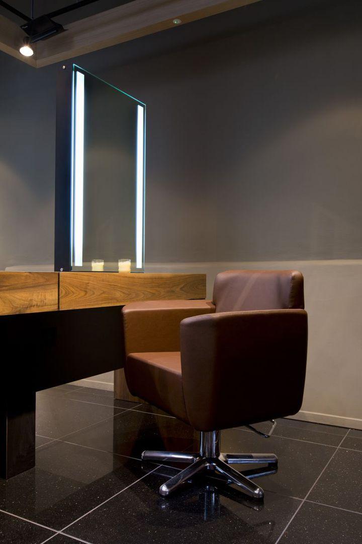 Aveda lifestyle salon spa by reis design london retail for Interior stylist london