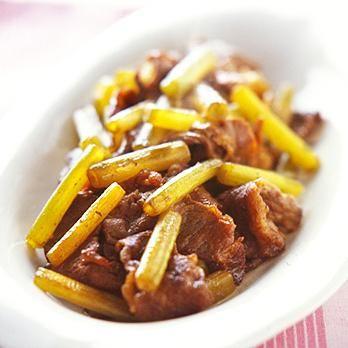 牛肉とふきのしょうゆ炒め | 重野佐和子さんの炒めものの料理レシピ | プロの簡単料理レシピはレタスクラブニュース