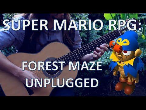 Ноты На Гитаре Саундтрека Игры Super Mario