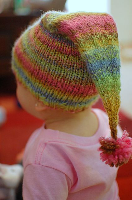 SO cute! $7. for the pattern, sizes baby through adult.