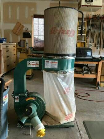17 Best Ideas About Grizzly Dust Collector On Pinterest