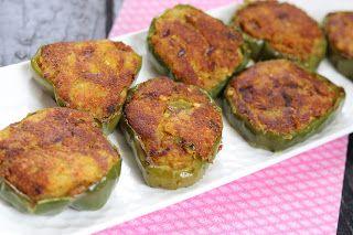 Take a look at my blogpost, folks👇 Stuffed Capsicum Slices http://www.healthykadai.com/2017/08/stuffed-capsicum-slices.html?utm_campaign=crowdfire&utm_content=crowdfire&utm_medium=social&utm_source=pinterest