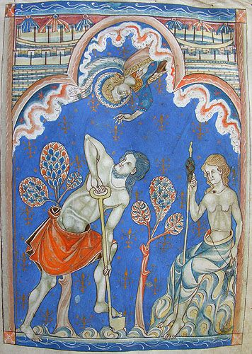 the toil of Adam and Eve