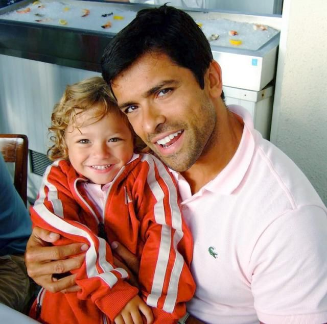 Flashback Friday! Kelly Ripa Shares Throwback Snap of Husband Mark Consuelos and Their Son to Celebrate Joaquin's Birthday