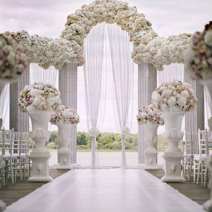 Would you marry the love of your life in this gorgeous ceremony space? Comment b…