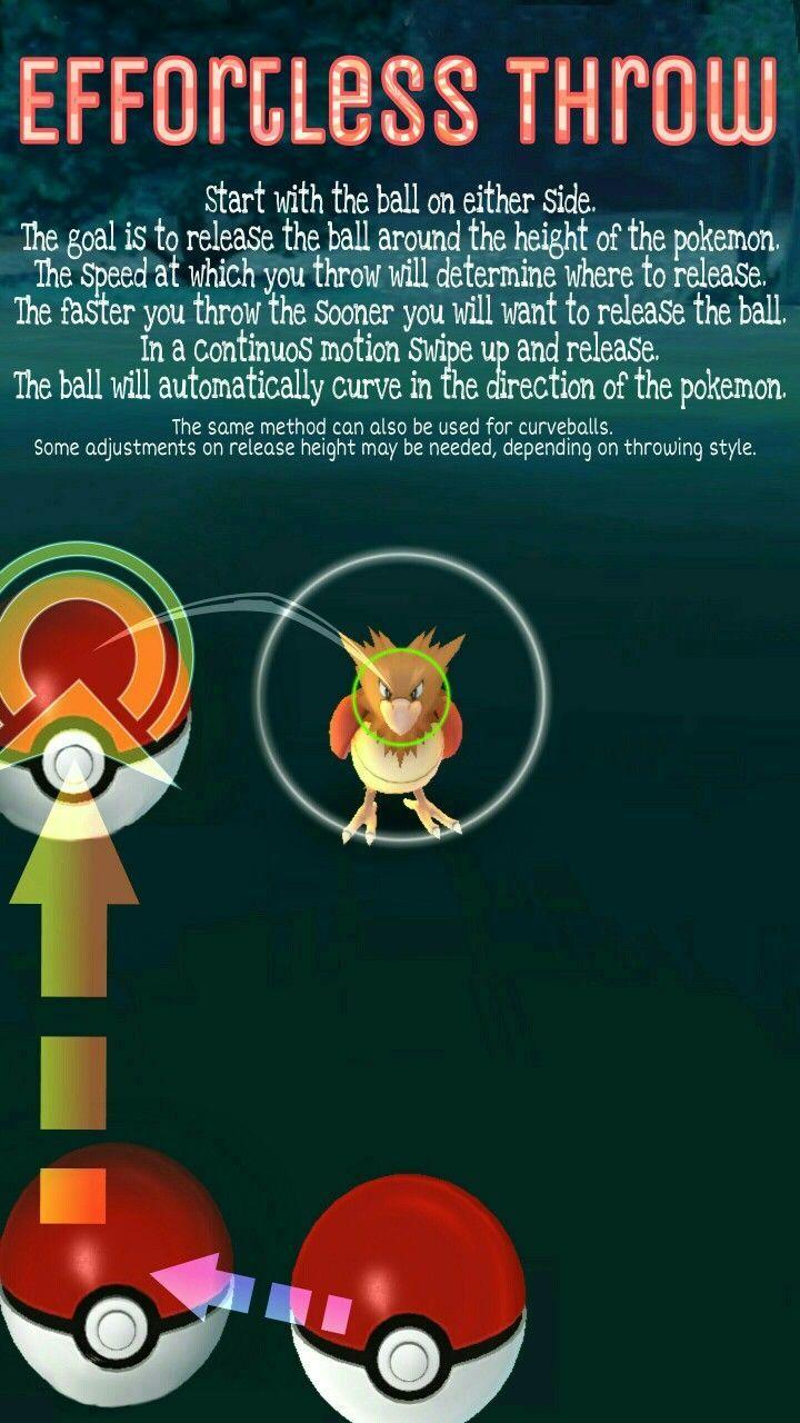 Pokemon Effortless Throw Effortless Pokemon Throw Pokemon