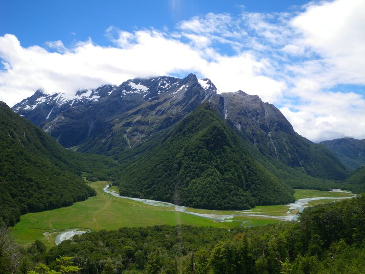 Routeburn Track - out of Glenorchy