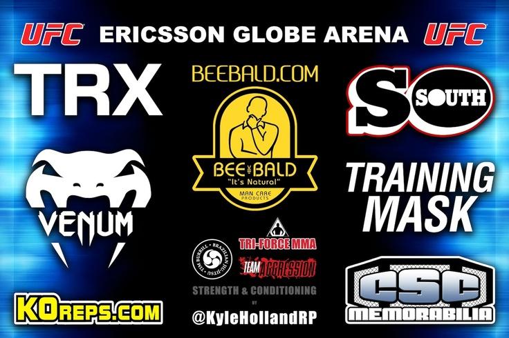 """Filthy"" Tom Lawlor UFC on Fuel 9 fight banner design. #MMA"