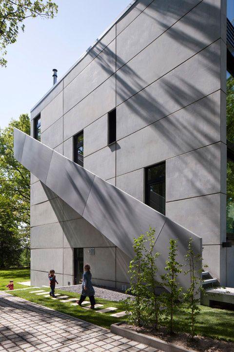 Treppenhaus architektur aussen  Die besten 25+ Treppenhausreinigung Ideen auf Pinterest ...