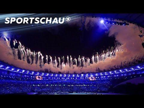 Olympia-Eröffnungsfeier: Die Highlights | Rio 2016 | Sportschau - YouTube