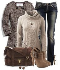 Winter Outfits Ladies   Be Modish