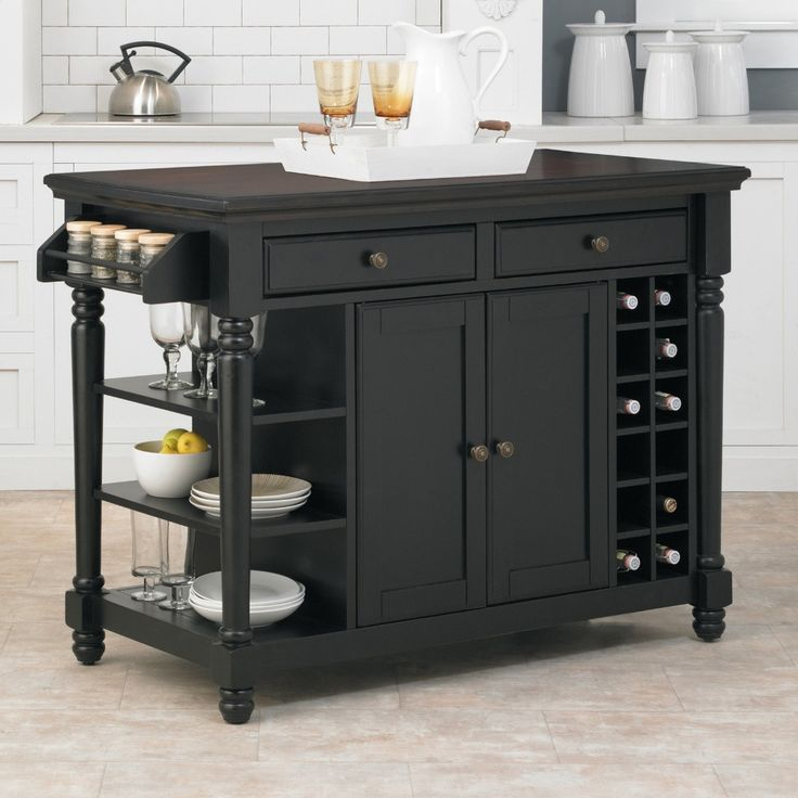 Kitchen Island With Wine Rack: 17 Best Images About Get Cookin' In The Kitchen On