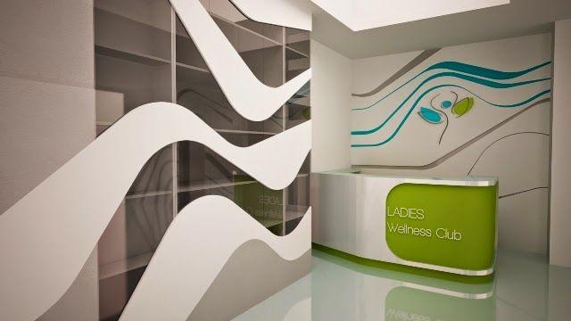 Echipamente Audio Profesionale: Centrul Sportiv Ladies Wellness Club echipat cu sistem audio de sonorizare de catre Amro Grup