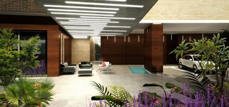 Vigía de Los Bosques Vigía de los bosques es un proyecto en el que se construirán dos torres de 48 apartamentos con 26 y 24 pisos de altura. Cada piso tendrá sólo dos apartamentos con una altura libre de 2.60 m y acabados de lujo.