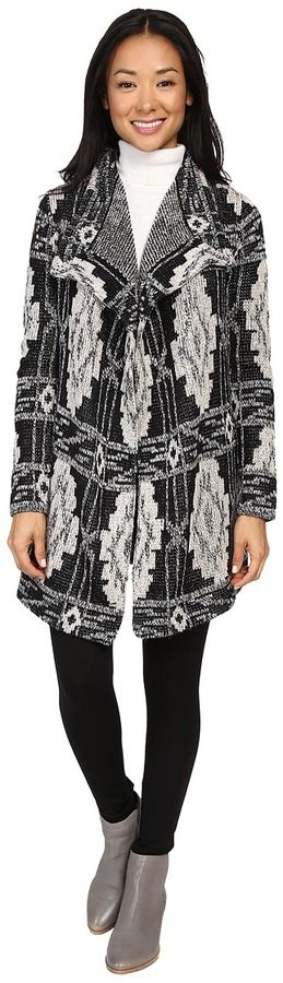 Lucky Brand Deco Cardigan Women's Sweater