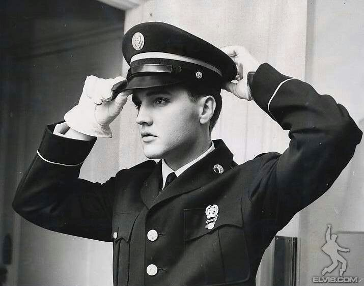 """Elvis chose to serve in a combat unit. If others want to argue that he did so because his agent, Colonel Tom Parker, thought it would be good for public relations' purposes, that's their opinion. But I don't believe it... our battalion could have gone to war with the Soviets at any time, there are real risks every single day in a combat unit... [Elvis] pulled his weight. He used his head and did his job well. He was one of us. He cared about us."" - Retired Colonel, William J. Taylor, Jr…"
