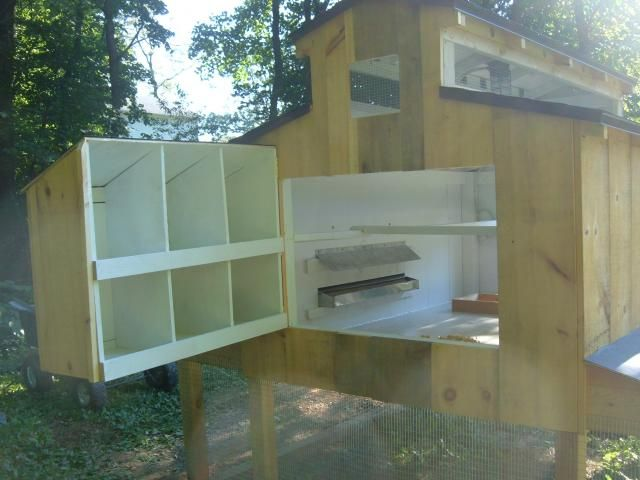 Birdicus7's Chicken Coop - Plans And Progress Pictures! - BackYard Chickens Community
