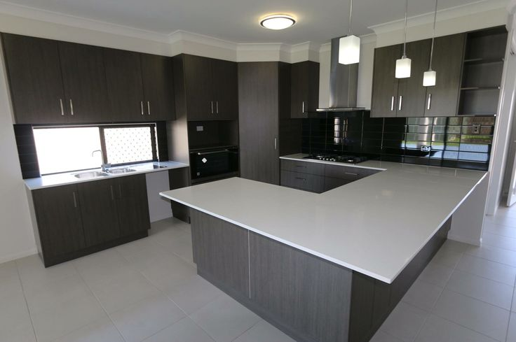 Kitchen with 20mm Stone Tops
